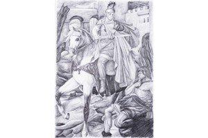 Szent Márton és a koldus