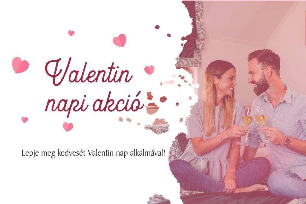 Valentin napi akció Bock