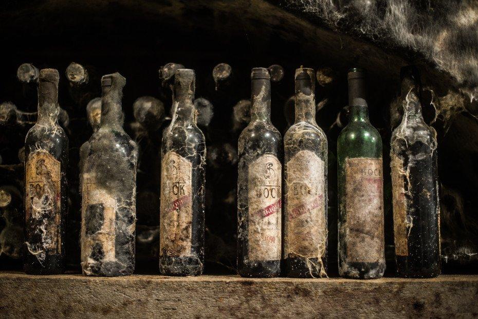 Open that bottle night Bock Pince
