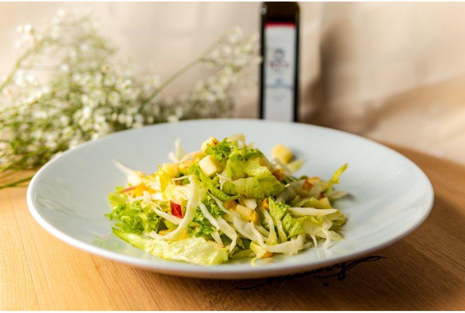 Böjtre hangolt saláta Bock módra