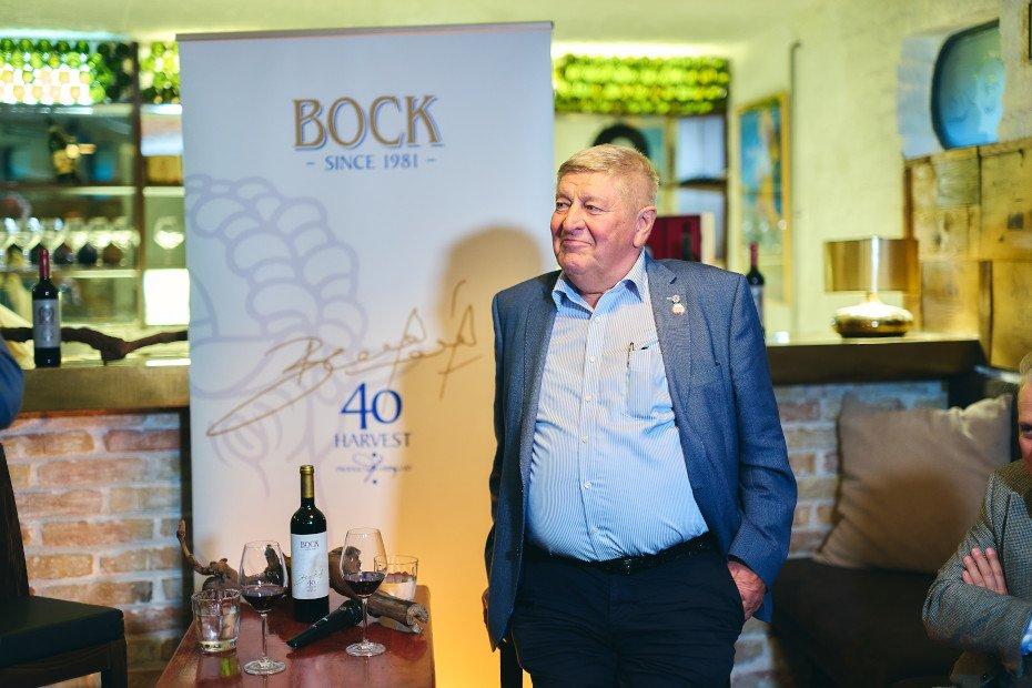 Bock 40 rendezvény